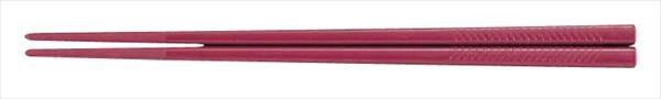 関東プラスチック工業 PETすべり止め付彫刻入箸(100膳入) [PT-215 ローズ] [7-1722-0806] RHS96032