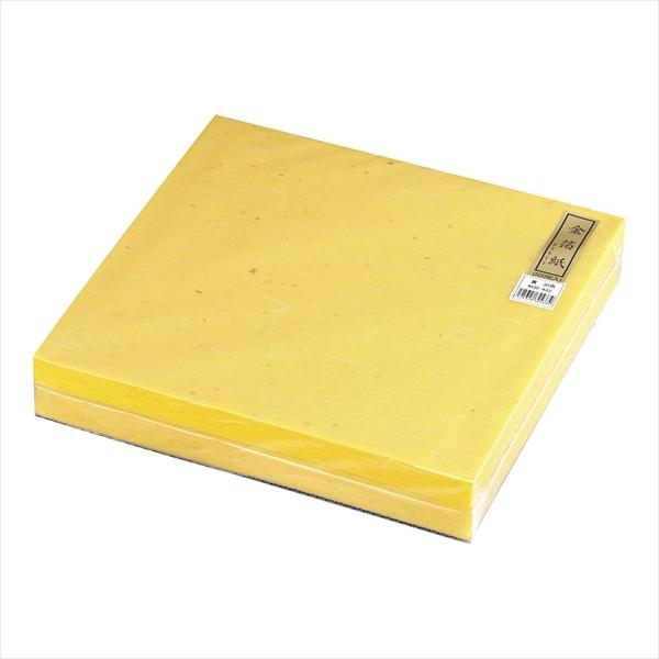 マイン 金箔紙ラミネート 黄 (500枚入) [M30-433] [7-2086-2006] QKV24433