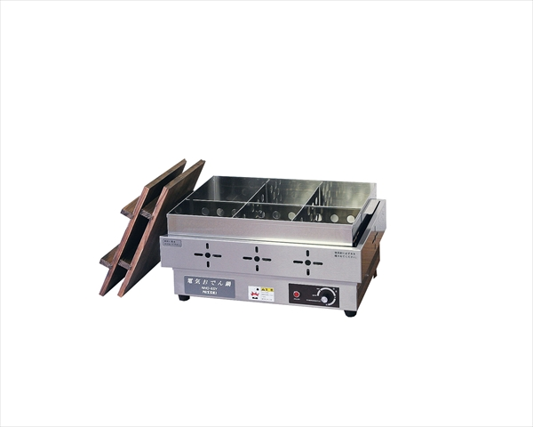 アンナカ ニッセイ電気おでん鍋 NHO-6SY 6-0736-0701 EOD4801