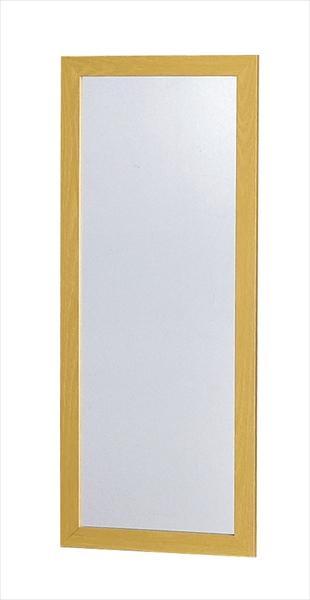 太田アート 防災ミラー L(割れないクン) [ナチュラル] [7-2368-0302] VML0702