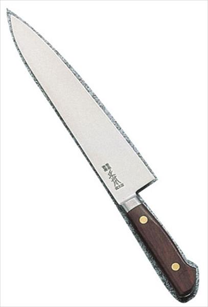 正本総本店 正本 最高級炭素鋼 牛刀 25.5cm 6-0283-0204 AMS77025