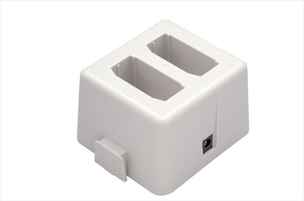 直送品■パシフィック湘南 ワンタッチコールシステム小型充電スタンド [WCH-2] [7-1985-0801] PWN0401