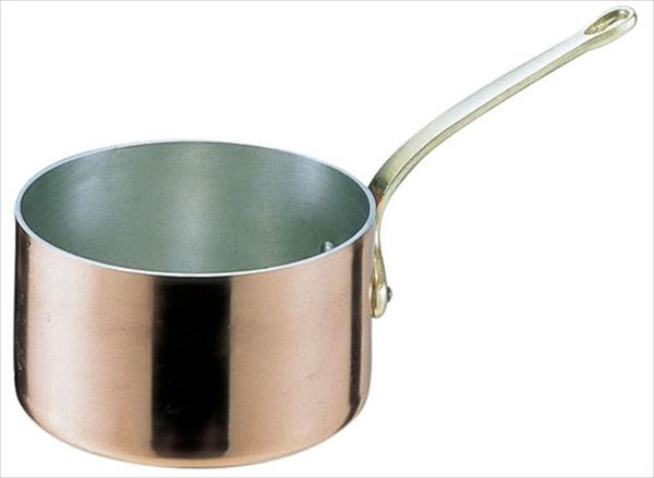 遠藤商事 SAエトール銅 片手深型鍋 [21] [7-0035-0403] AKT06021