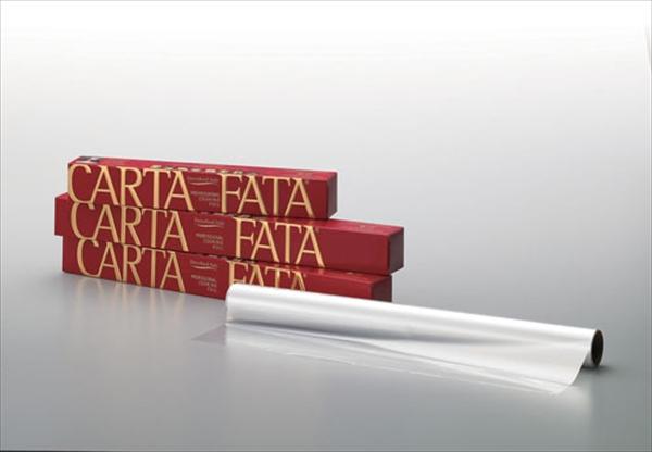 エフ・エム・アイ 耐熱業務用クッキングラップ カルタファタ [正方形シート(100枚入)] [7-0969-1401] XKL2501