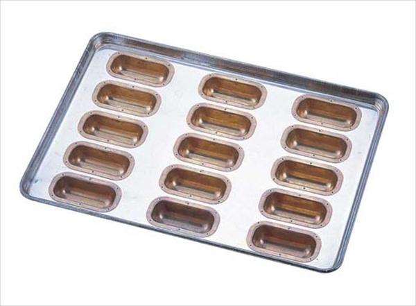 千代田金属工業 シリコン加工 フィンガー型 天板 [M 15連] [7-1037-1302] WTV8202