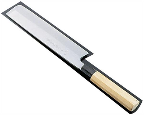 青木刃物 堺孝行 シェフ和庖丁 銀三鋼 薄刃 18 6-0277-0602 ASE06063