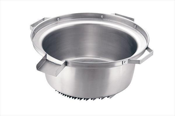 杉山金属 18-8 エコライン 麺ゆで鍋 [] [7-0372-1001] ASB8001