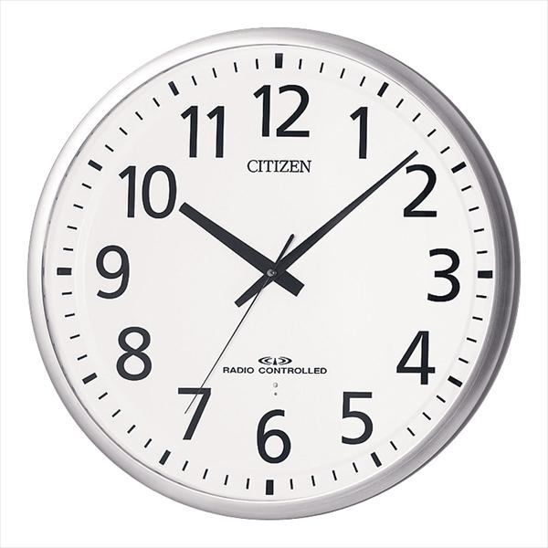 リズム時計工業 シチズン 電波時計 [8MY465-019] [7-2500-0501] ZTK5701
