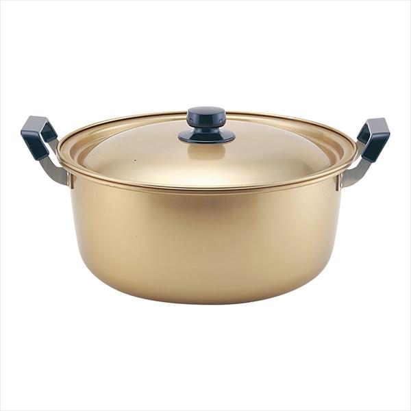 北陸アルミニウム TKG 本しゅう酸 美菜食 両手鍋 [40] [7-0040-0512] AAZ0112