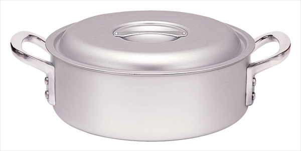 遠藤商事 TKG IHアルミ 外輪鍋 [33] [7-0027-0304] ASTM904
