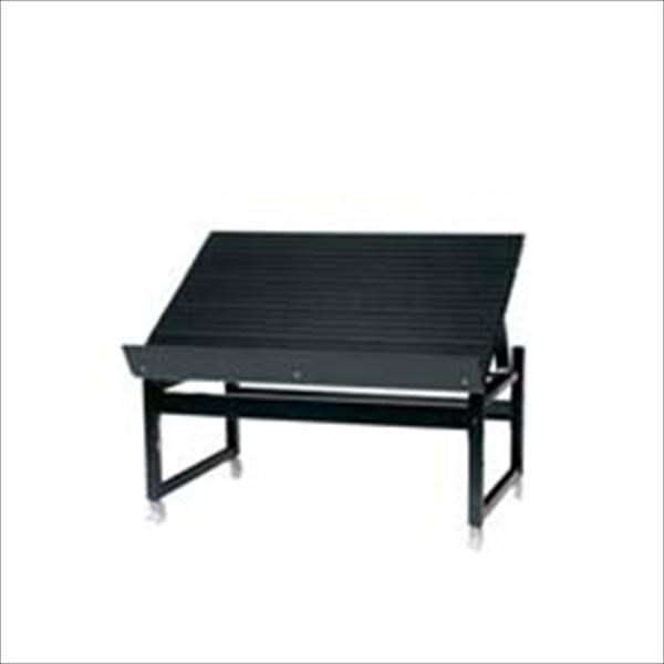 直送品■扶桑産業 ディスプレイテーブル(天板樹脂仕様) [LT-120 基本体] [7-1130-0602] HHS0302