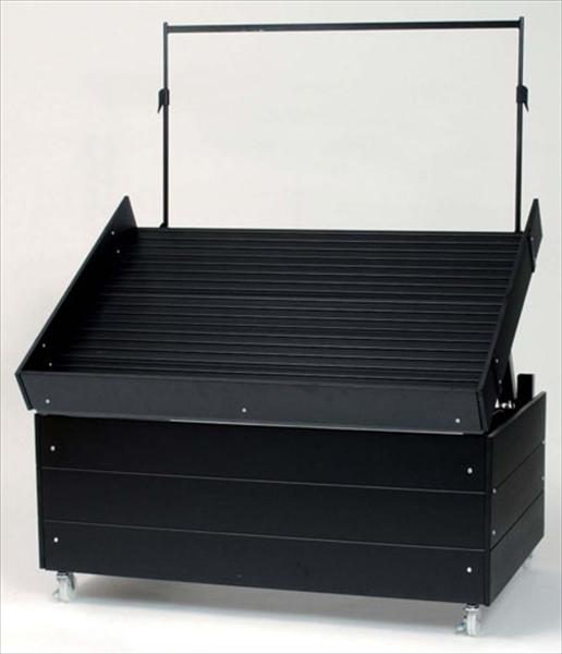直送品■扶桑産業 ディスプレイテーブル(天板樹脂仕様) [LT-120セット] [7-1130-0702] HHS0402