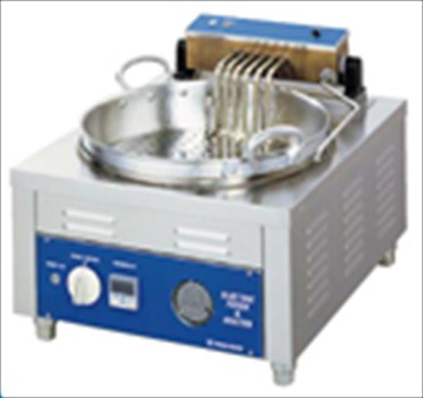 ニチワ電機 電気天ぷらフライヤー SEFD-4H  6-0653-0701 AHLF1