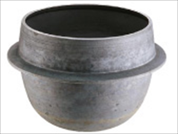 大和重工 鋳鉄大羽釜 90 6-0357-0805 AKM21090