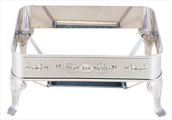 三宝産業 UK18-8ユニット角湯煎用スタンド [菊 30インチ] [7-1527-0225] NYS21301