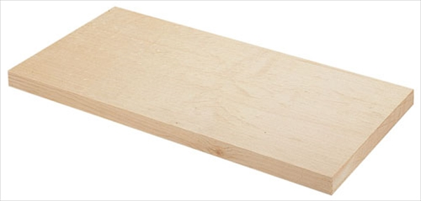 遠藤商事 スプルスまな板(カナダ桧) [750×400×H45] [7-0353-0310] AMN13010