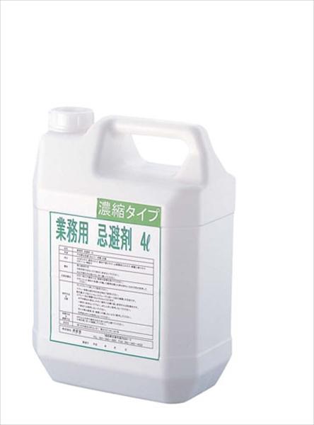 虎変堂 業務用 忌避剤 [4L(濃縮液)] [7-2533-1001] XKH0101