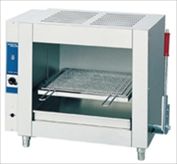 ニチワ電機 上火式電気魚焼器 GNU-31  6-0672-0401 DGL09
