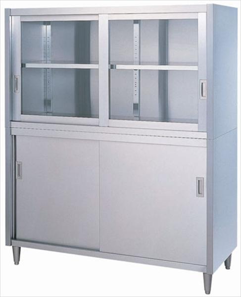 直送品■シンコー シンコー CG型 食器戸棚 片面 [CG-15075] [7-0754-0615] DTD0515