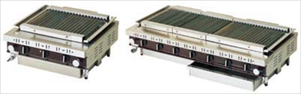 直送品■建厨 ローストクック SG型  SG-7C [都市ガス] [7-0714-0106] DYK156