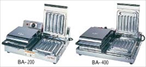 直送品■サンテックコーポレーション 電気式 チェルキー バータイプ [BA-300(1連式)] [7-0911-0703] GTE023