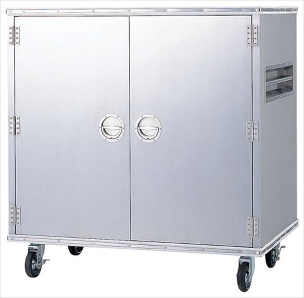常盤ステンレス工業 18-0配膳コンテナー 6クラス用 両面式 6-1089-0204 HHI1204