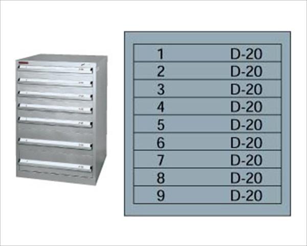 ムラテックKDS シルバーキャビネット SLC-1805  6-0719-2301 HSL05