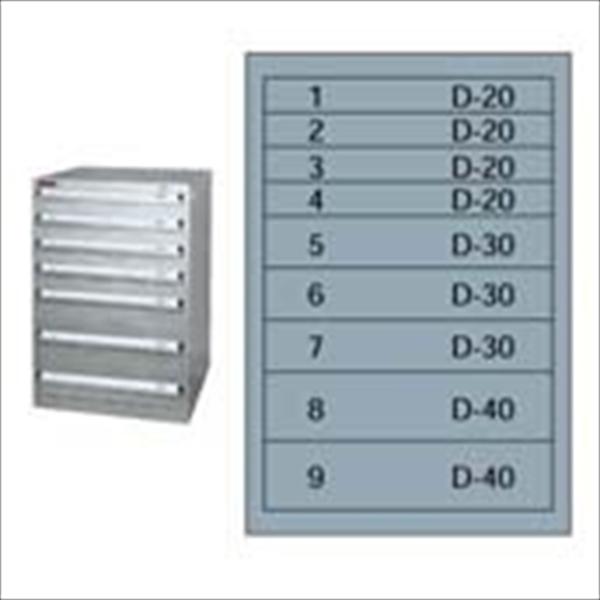 ムラテックKDS シルバーキャビネット SLC-2507  6-0719-1501 HSL12