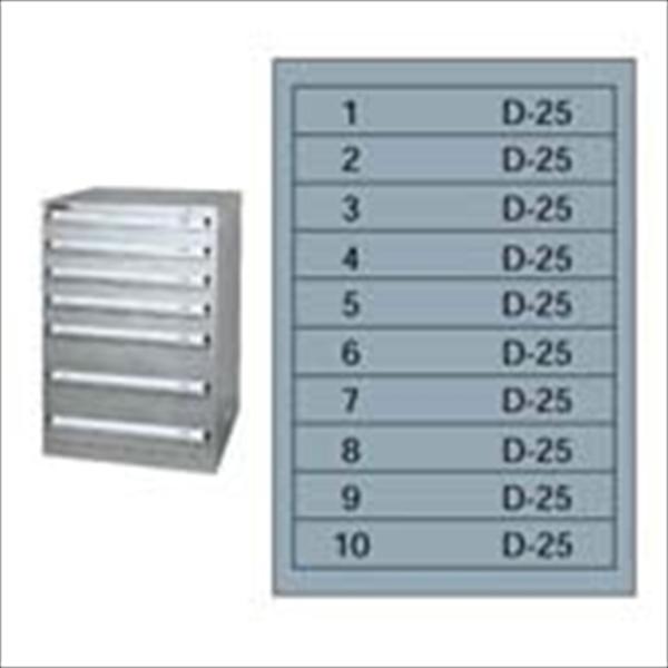 ムラテックKDS シルバーキャビネット SLC-2508  6-0719-1601 HSL13