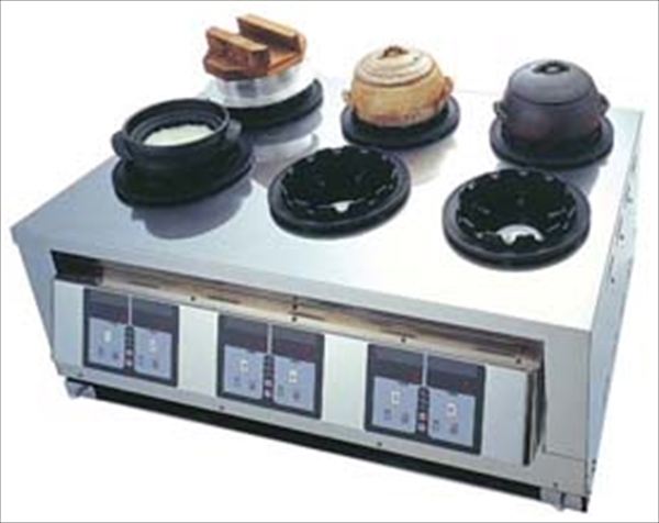 大貴産業 スーパータイテックス (3合~5合炊) STWS-4型 都市ガス 6-0699-0304 DKM2204