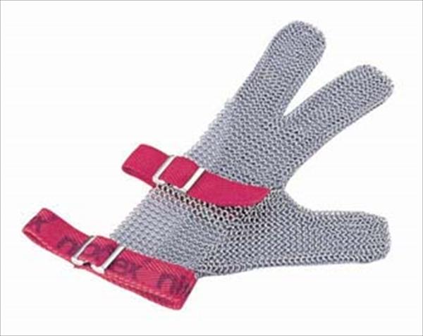 ニロフレックス ニロフレックス メッシュ手袋3本指 S S3(白) 6-1323-1303 STB6703