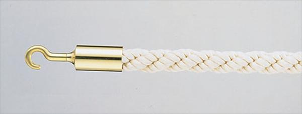 大和金属製作所 パーティションロープ Aタイプ 30B ホワイト 6-2324-1701 ZPC47