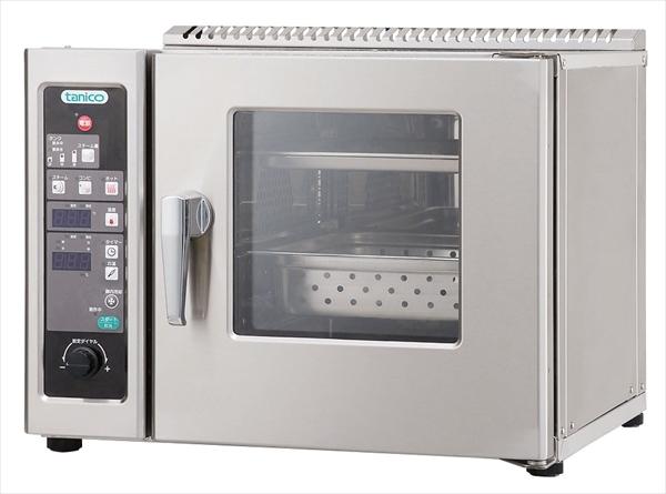 タニコー DOC9001 6-0630-0101 小型卓上スチームコンベクション TSCO-2EB 電気式