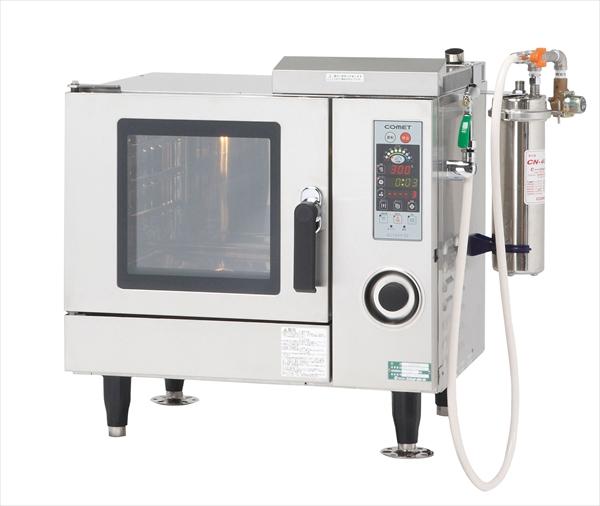 遠藤商事 電気式 スチームコンベクションオーブン CSI3-E3 6-0629-0301 DOCA101