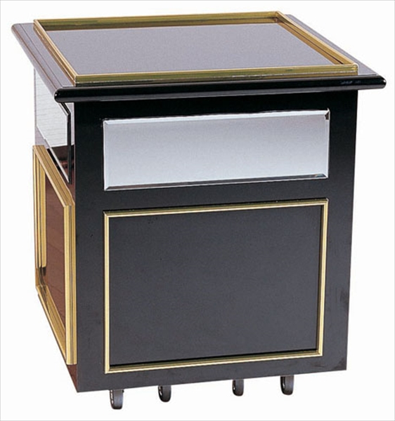 壺々炉 サプリメントワゴン/インナーワゴン内蔵  6-1478-0701 MSP0101