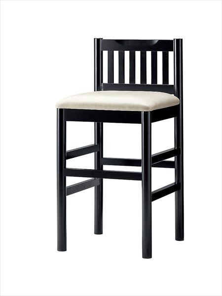 東海興商 和風カウンター椅子 TTKK-MNC 6-2261-0201 UTU0401
