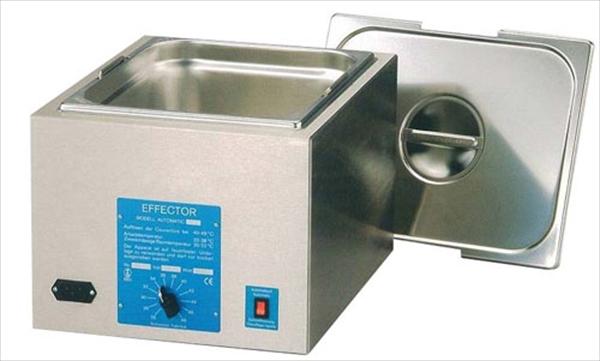 遠藤商事 エフェクター乾式チョコレート溶解器 9L 6-0941-0501 WYU0801