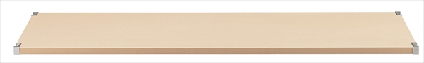 河淳 KWフラットシェルフ棚板 木製ライト BC285A60L07 6-1077-0517 HKW0517