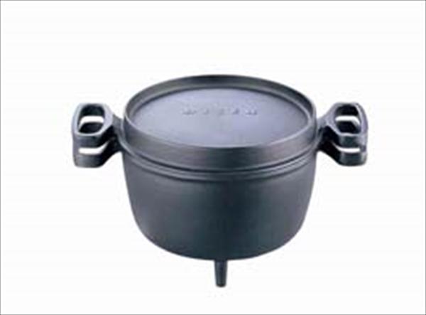 及源鋳造 南部鉄 ダッチオーブン 天火両手26 [F-358] [7-0951-0801] GDT0201