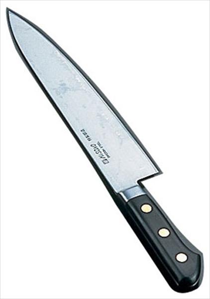 ミソノ刃物 ミソノ・スウェーデン鋼 牛刀 113 24 6-0285-0704 AMS09113