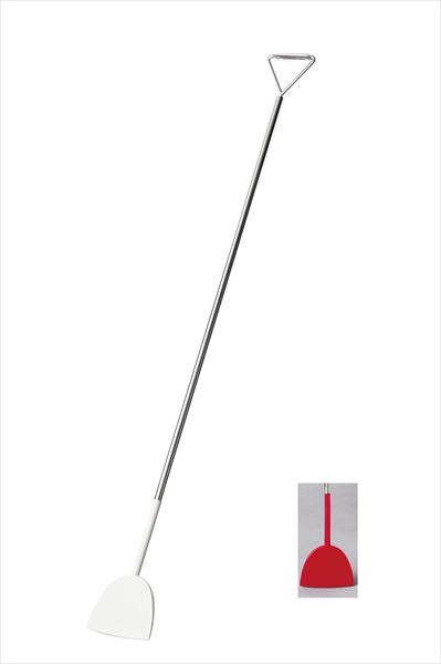 イイヅカ シリコン ウルトラロングヘラ [800型 赤] [7-0197-0106] AUL0106