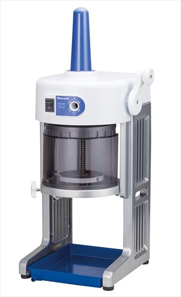 中部コーポレーション 初雪 電動式ブロックアイススライサー [HB-320A] [7-0885-0301] FAIG501