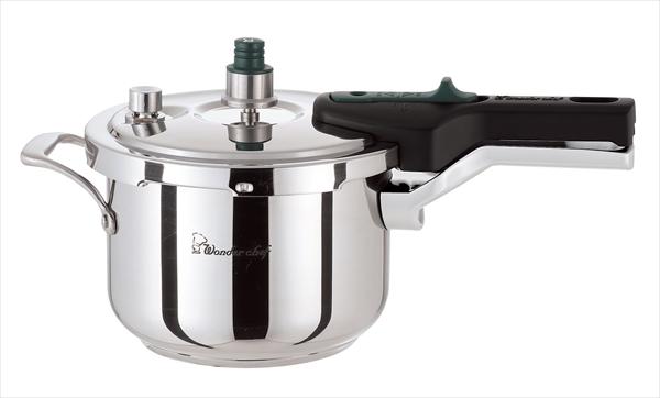ワンダーシェフ ワンダーシェフ プロ業務用圧力鍋 [3L] [7-0049-1201] AAT6201