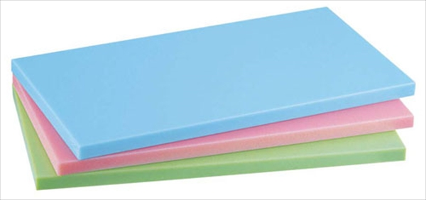 新輝合成 トンボ抗菌カラーまな板 600×300×30グリーン 6-0331-0309 AMN8035A