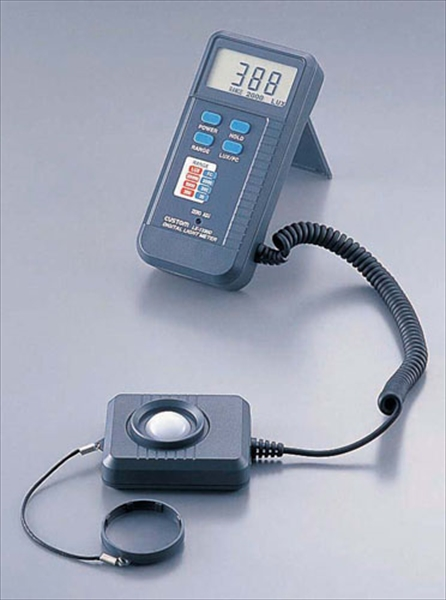 カスタム デジタル照度計 LX-1330D [] [7-2519-0301] ZSY5701