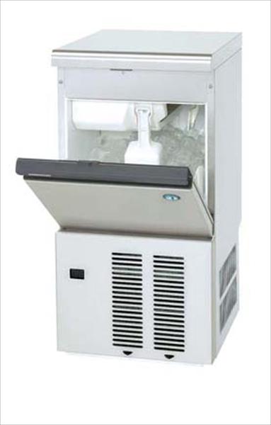 ホシザキ北信越 製氷機キューブアイスメーカー IM-25M-1(空冷) 6-0760-0401 ESI4701