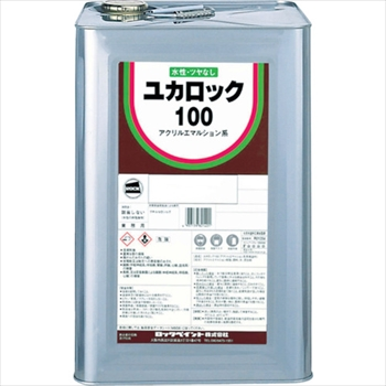 ロックペイント(株) ロック ユカロック100 グレー 20KG [ 82011901 ]