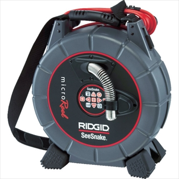 Ridge Tool Company RIDGID マイクロリールL100C 30M [ 35188 ]