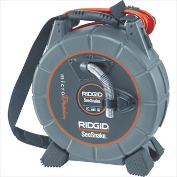 Ridge Tool Company RIDGID マイクロドレインD65Sリール 22M シースネイク用 [ 37468 ]