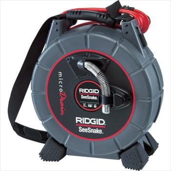 Ridge Tool Company RIDGID マイクロドレインD65Sリール 22M マイクロエクスプローラー用 [ 37473 ]